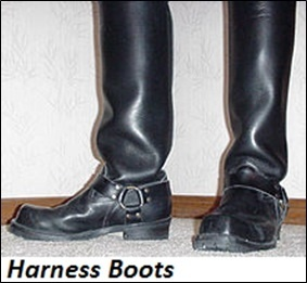 Other / Harness Boots