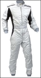 Motorcycle One-Piece Racing Suit