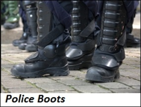 Other - Police Boots