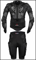 Two-piece Motorcycle Race Suit
