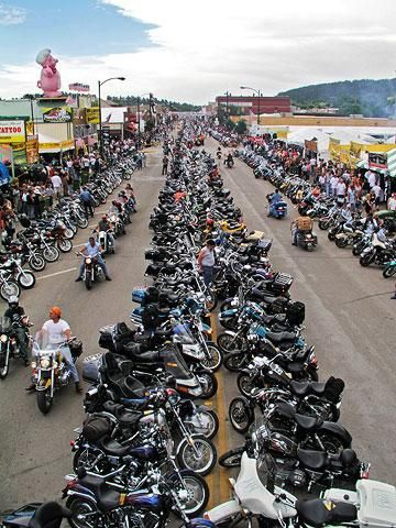 South Dakota Motorcycle Rally